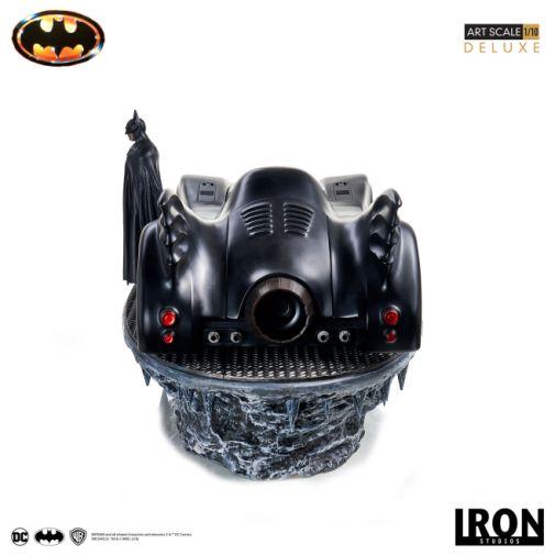 Iron Studios - Batman 1989 - 89 Batmobile - 07