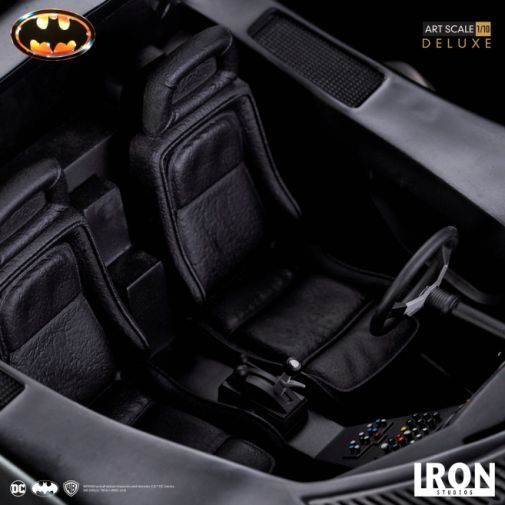 Iron Studios - Batman 1989 - 89 Batmobile - 11