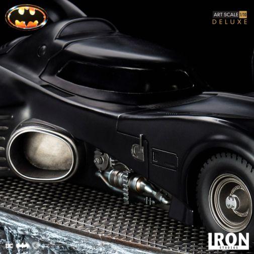 Iron Studios - Batman 1989 - 89 Batmobile - 16