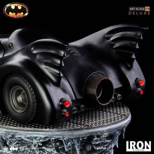 Iron Studios - Batman 1989 - 89 Batmobile - 18