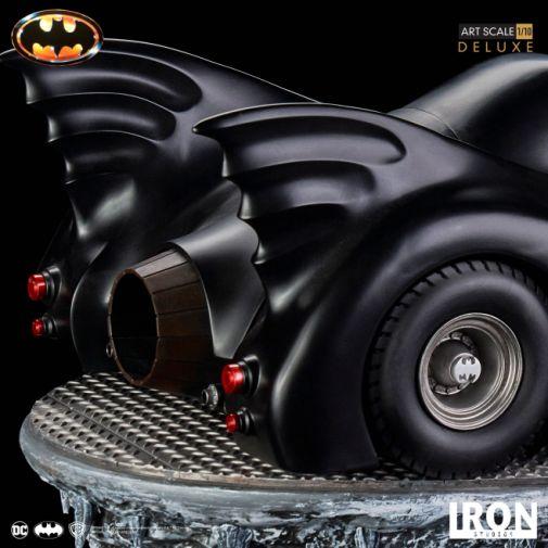 Iron Studios - Batman 1989 - 89 Batmobile - 19
