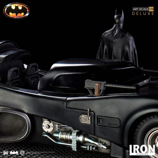 Iron Studios - Batman 1989 - 89 Batmobile - 20