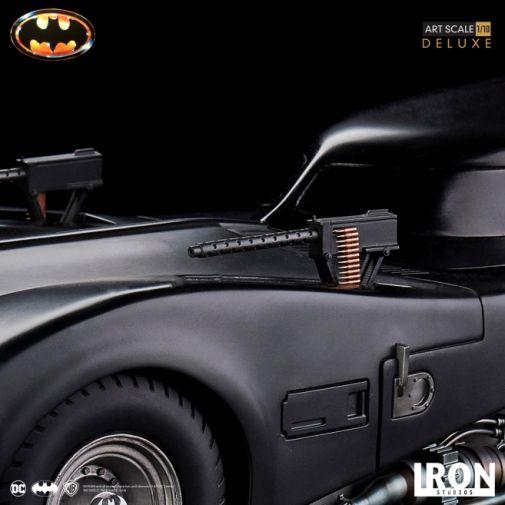 Iron Studios - Batman 1989 - 89 Batmobile - 21