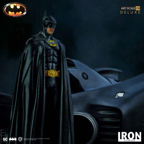 Iron Studios - Batman 1989 - 89 Batmobile - 26
