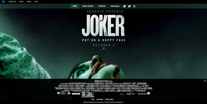 Joker - R Rating - Full Size