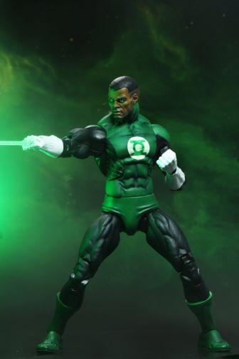 NECA - 2019 Convention Exclusives - Green Lantern vs Predator 2-Pack - 12