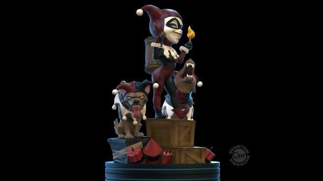 QMX - Batman - Harley Quinn Q-Fig Remastered - 05
