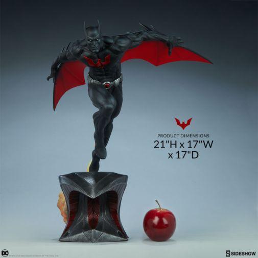 Sideshow - Batman - Batman Beyond Premium Format Figure - 11