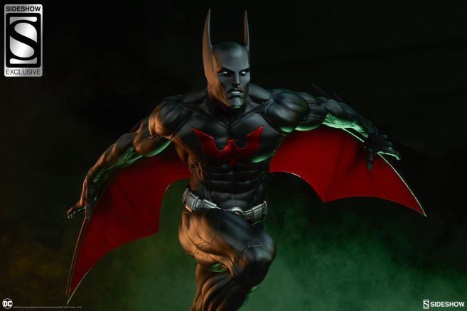 Sideshow - Batman - Batman Beyond Premium Format Figure - 21