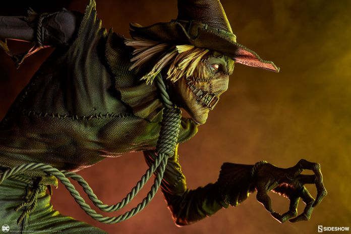 Scarecrow Premium Format Figure Coming From Sideshow
