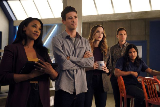 The Flash - Season 6 - Ep 01 - 05