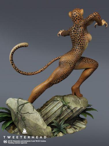 Tweeterhead - Cheetah Statue - 04