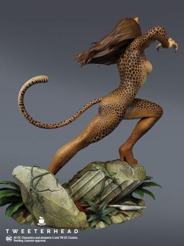 Tweeterhead - Cheetah Statue - 06