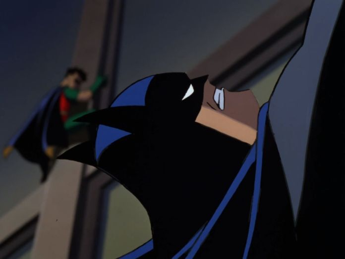 Batman The Animated Series Fear of Victory