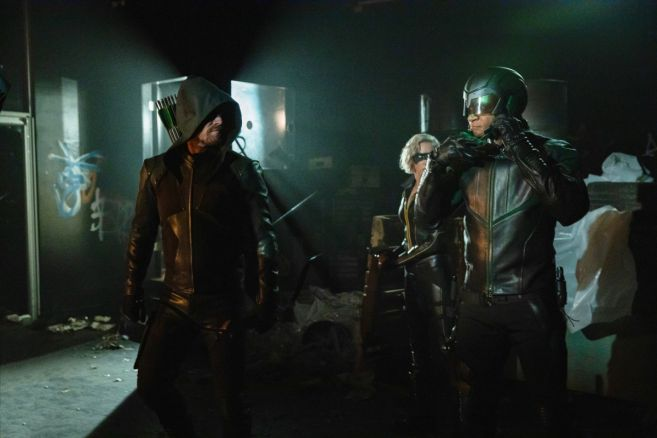 Arrow - Season 8 - Ep 01 - 07