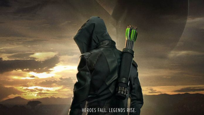 Arrow - Season 8 - Promotional Poster - Featured - 01