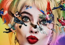 Birds of Prey - Official Images - Movie Poster - Featured - 1