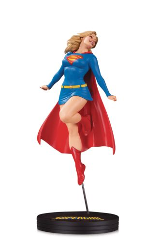 DC Collectibles - May 2020 - DC Covergirls - Supergirl - Frank Cho - 01