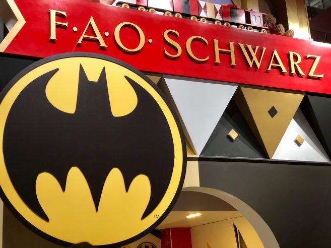 FAO Schwarz - Batman 80th Anniversary Store - 02