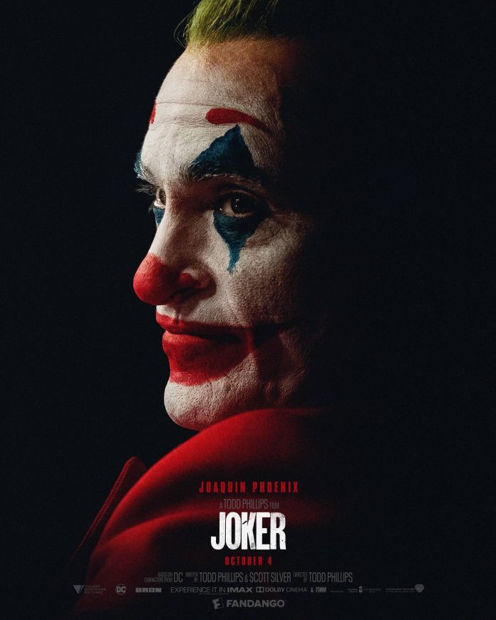Fandango And Dolby Cinema Release New Joker Movie Posters