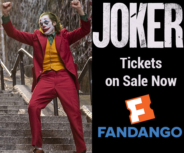 Joker - Tickets on sale now - 600