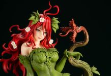 Kotobukiya - Batman -Bishoujo Poison Ivy - Featured - 01
