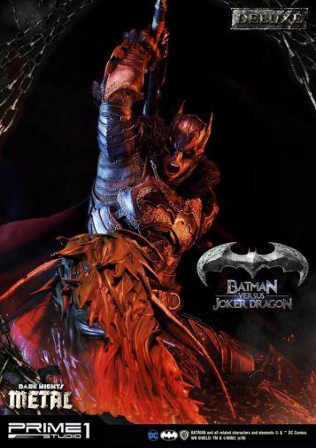 Prime 1 Studio - Batman - Dark Knights Metal - Batman vs Joker Dragon - 20