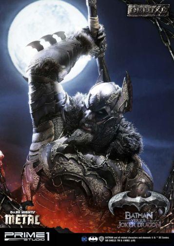 Prime 1 Studio - Batman - Dark Knights Metal - Batman vs Joker Dragon - 21