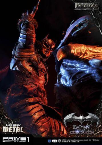 Prime 1 Studio - Batman - Dark Knights Metal - Batman vs Joker Dragon - 24