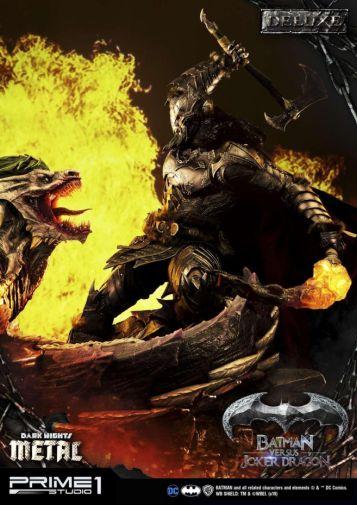 Prime 1 Studio - Batman - Dark Knights Metal - Batman vs Joker Dragon - 25