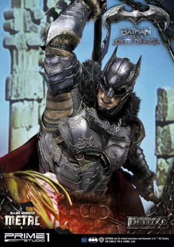 Prime 1 Studio - Batman - Dark Knights Metal - Batman vs Joker Dragon - 28