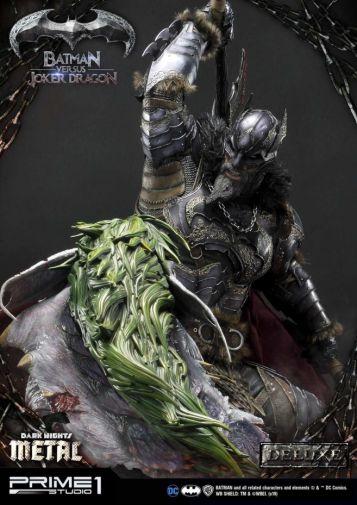 Prime 1 Studio - Batman - Dark Knights Metal - Batman vs Joker Dragon - 30
