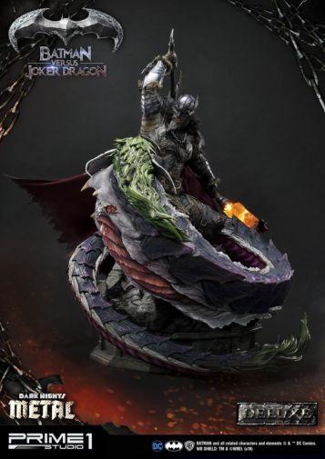 Prime 1 Studio - Batman - Dark Knights Metal - Batman vs Joker Dragon - 31