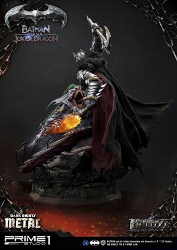 Prime 1 Studio - Batman - Dark Knights Metal - Batman vs Joker Dragon - 34