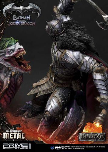 Prime 1 Studio - Batman - Dark Knights Metal - Batman vs Joker Dragon - 36