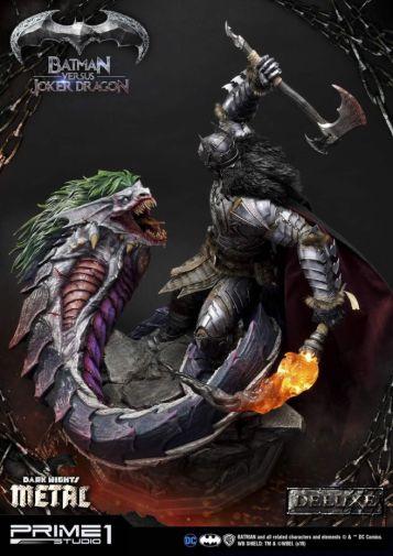 Prime 1 Studio - Batman - Dark Knights Metal - Batman vs Joker Dragon - 37