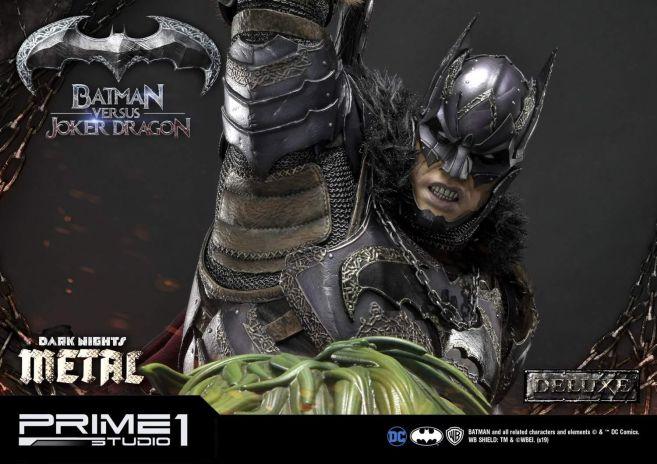 Prime 1 Studio - Batman - Dark Knights Metal - Batman vs Joker Dragon - 47