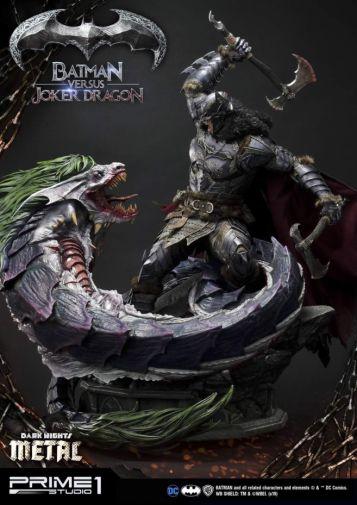 Prime 1 Studio - Batman - Dark Knights Metal - Batman vs Joker Dragon - 60