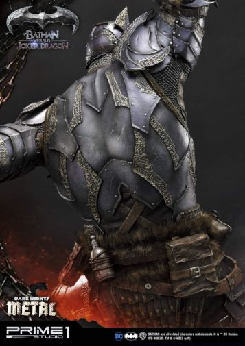 Prime 1 Studio - Batman - Dark Knights Metal - Batman vs Joker Dragon - 75