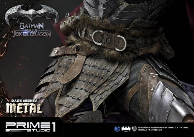 Prime 1 Studio - Batman - Dark Knights Metal - Batman vs Joker Dragon - 83