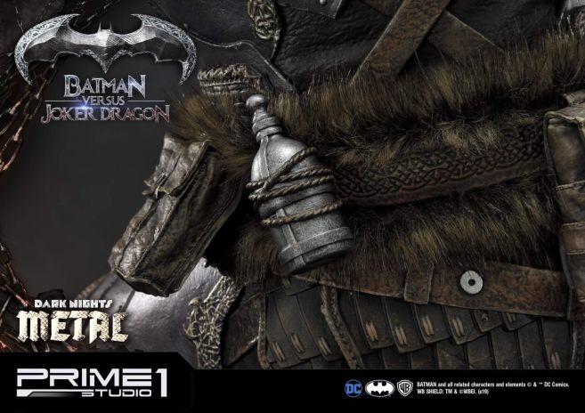 Prime 1 Studio - Batman - Dark Knights Metal - Batman vs Joker Dragon - 85