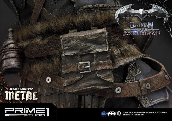Prime 1 Studio - Batman - Dark Knights Metal - Batman vs Joker Dragon - 86