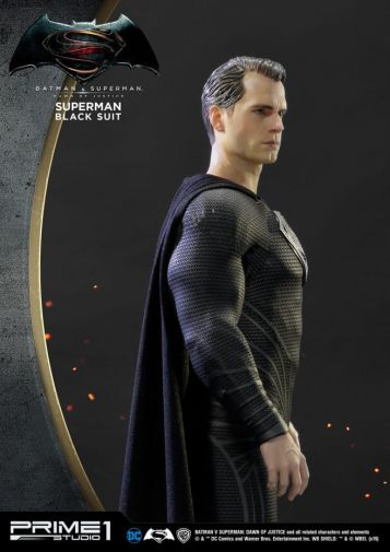 Prime 1 Studio - Superman - Black Suit Superman - 07