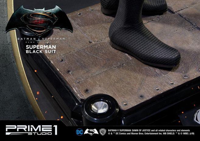 Prime 1 Studio - Superman - Black Suit Superman - 19