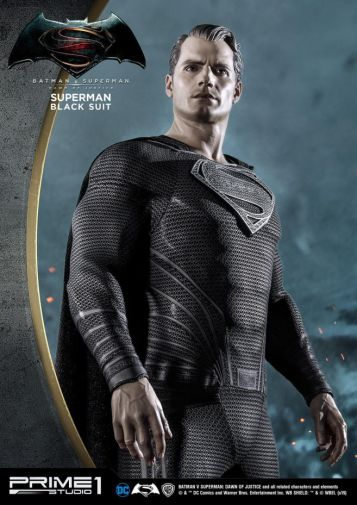 Prime 1 Studio - Superman - Black Suit Superman - 25