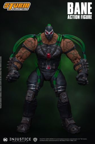 Storm Collectibles - Injustice Gods Among Us - Bane - 02