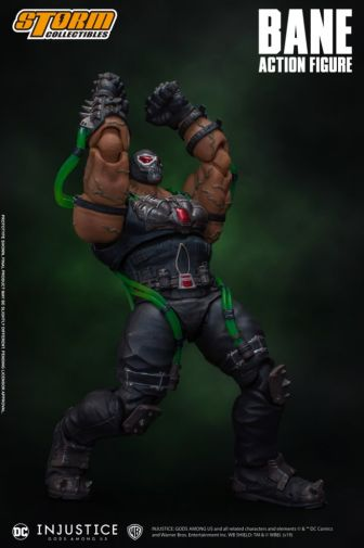 Storm Collectibles - Injustice Gods Among Us - Bane - 07
