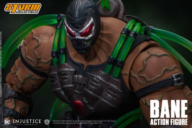 Storm Collectibles - Injustice Gods Among Us - Bane - 09