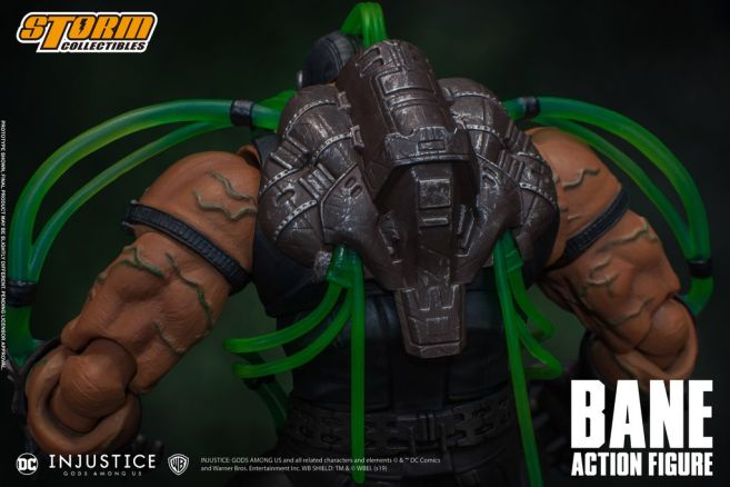 Storm Collectibles - Injustice Gods Among Us - Bane - 11