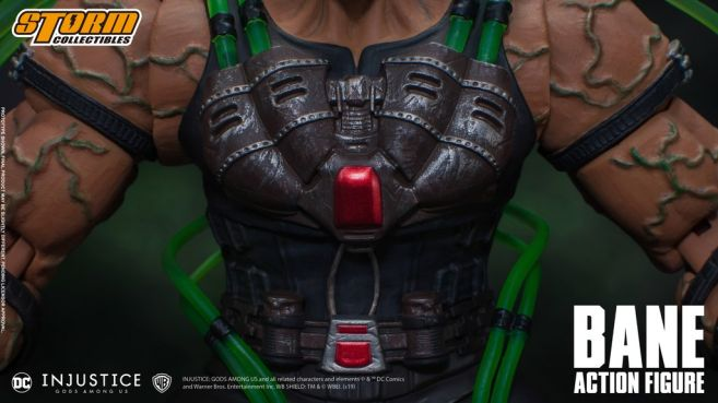 Storm Collectibles - Injustice Gods Among Us - Bane - 12